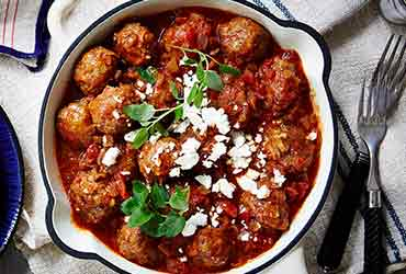 Tasty Lamb Meatballs