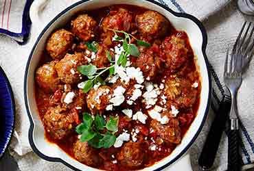 Tasty Lamb Meatballs